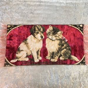 Beautiful woven tapestry for the animal ❤️